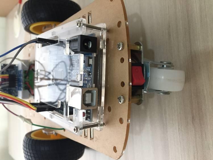 Engelden Kaçan Robot