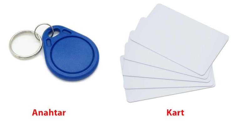 RFID Kart Okuyucu (RC522) ve  Led Kullanımı