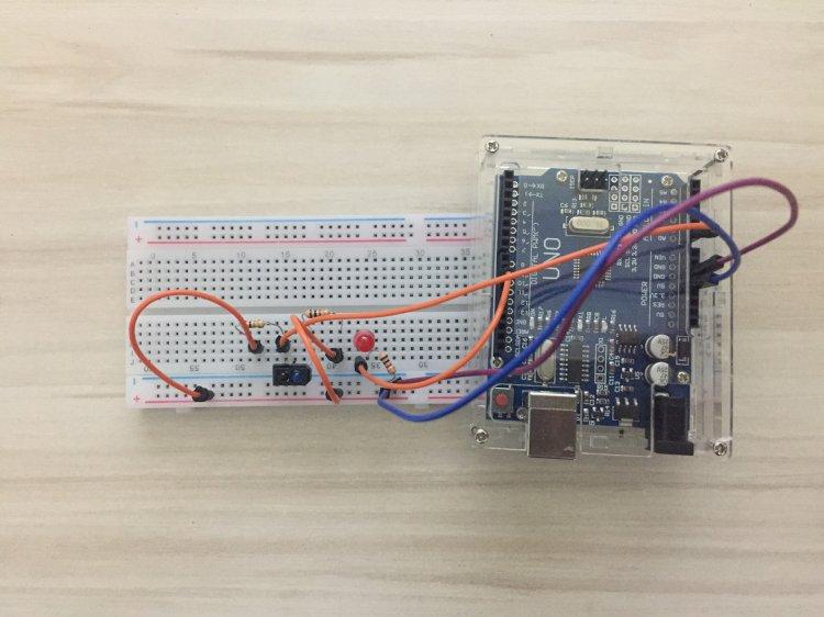 TCRT5000 IR - Kızılötesi Sensör Kullanımı